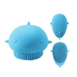 Masseur de bain en silicone