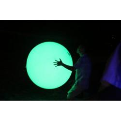 Ballon de foule lumineux